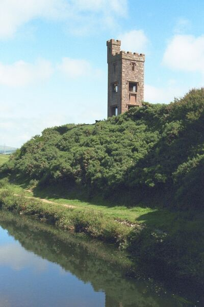 Braystones Tower. © Julian Thurgood Source: Images of England