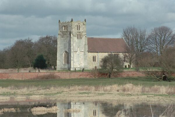 Church of All Saints. © Janet Roworth LRPS  Source: Images of England