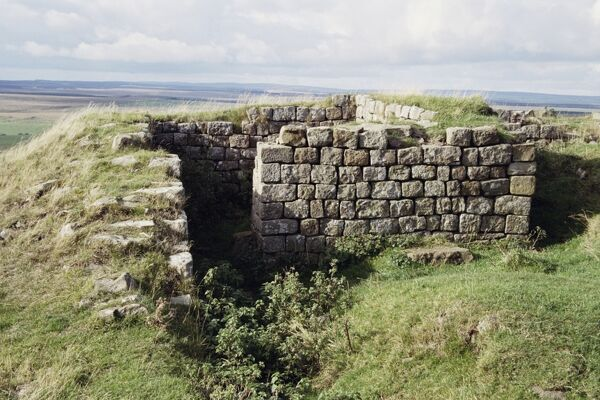 Hadrian's Wall. © Bob Cottrell ARPS AFIAP DPAGB  Source: Images of England