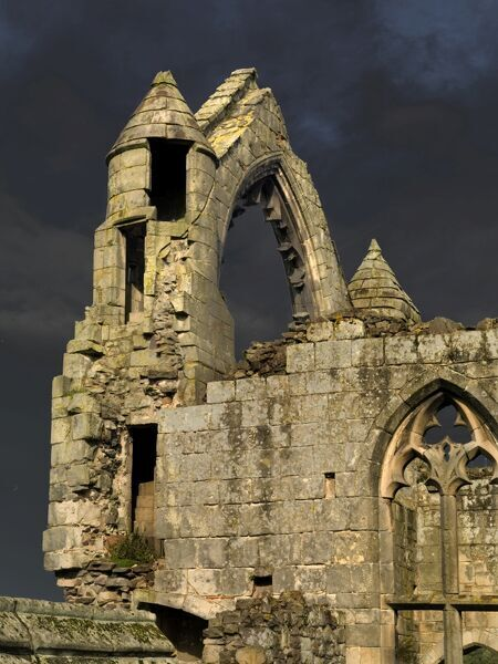 Haughmond Abbey N060678. © Historic England