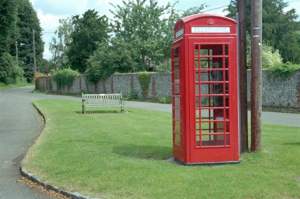 Phone Box. © Dale Venn LRPS