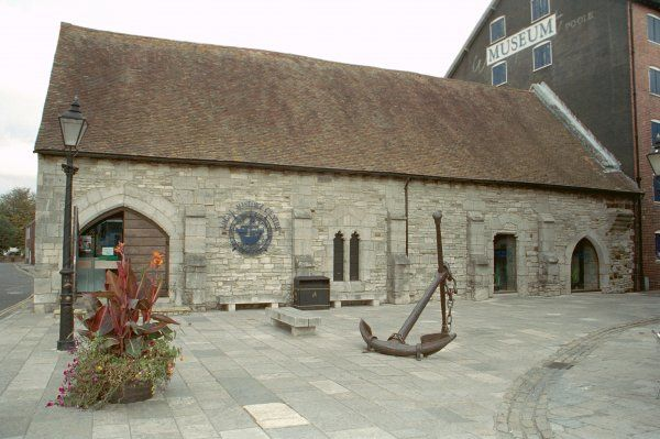 Poole Local History Centre. © Ron Holmes ARPS