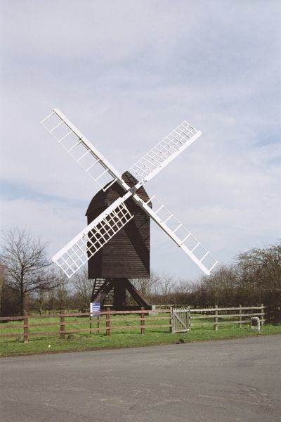 Windmill. © Peter Sharpe