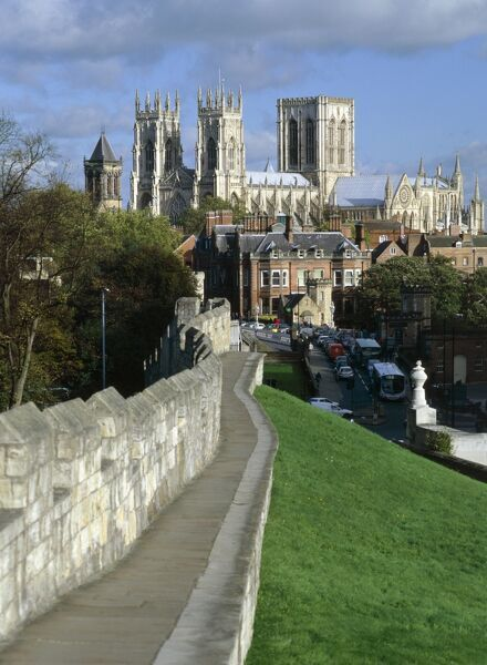 York Minster K011134. © Historic England