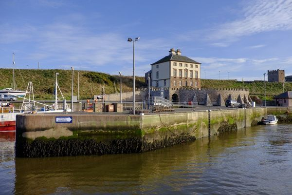 scotland/scotland scottish borders eyemouth