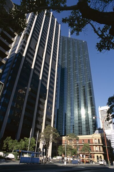 St georges terrace perth western australia australia for 191 st georges terrace perth