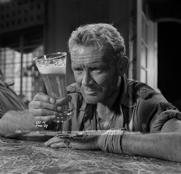 john mills in ice cold in alex 1958