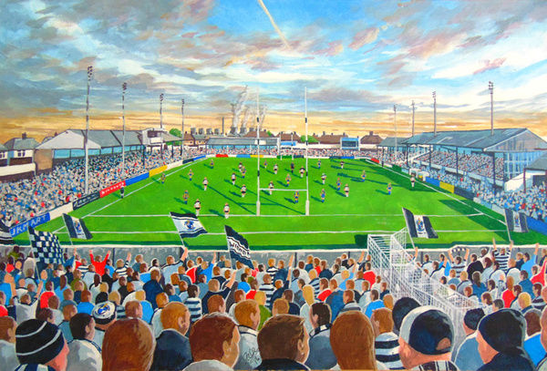 latest stadia art/naughton park stadium fine art widnes vikings