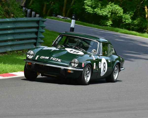 CM14 1478 Martin Dyson, Triumph GT6 Mk3. © 2016 www.cjm-photography.co.uk,all rights reserved.