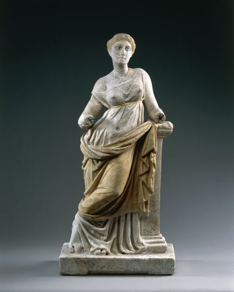 an analysis of the hellenistic statue of aphrodite from melos Description the goddess aphrodite stands partially disrobed despite being a greek statue from the aegean island of melos this celebrated artwork is.
