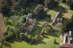 Acton Burnell Castle N072002