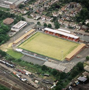 Aggborough, Kidderminster EAW685558