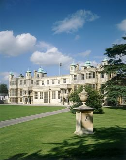 Audley End House J870412