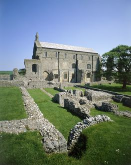 Binham Priory J850414