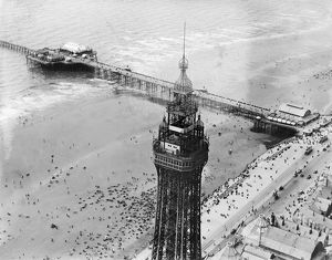Blackpool tower EPW002071