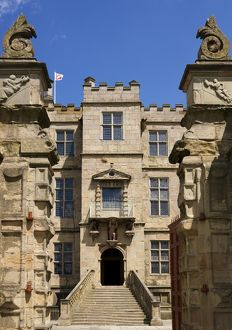 <b>Bolsover Castle</b><br>Selection of 23 items