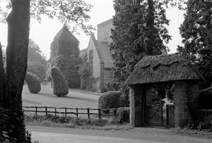 Brockhampton Church AA015688