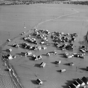 Coastal flooding 1953 EAW048271