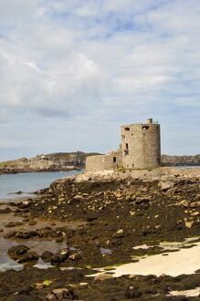 Cromwell's Castle, Tresco, Isles of Scilly N090224