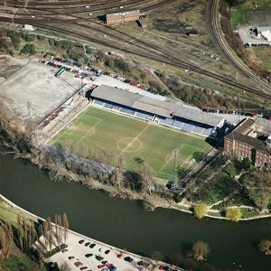 Gay Meadow, Shrewsbury AFL03_Aerofilms_679522