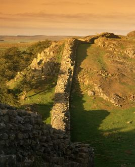 Hadrian's Wall, Walltown Crags K961329