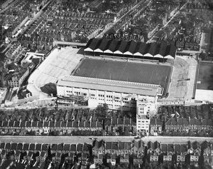 Highbury Stadium, Arsenal AFL03_aerofilms_c19089