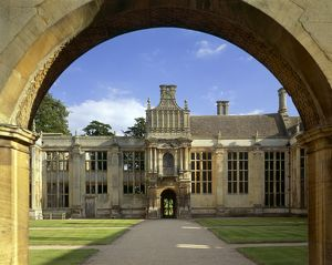 <b>Kirby Hall</b><br>Selection of 21 items