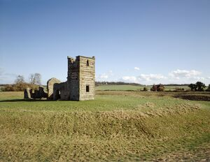 Knowlton Church and Earthworks J940538