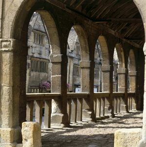 Market Hall, Chipping Campden K991575
