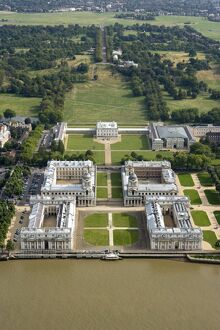The Old Royal Naval College, Greenwich N060940