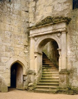 Old Wardour Castle J910248
