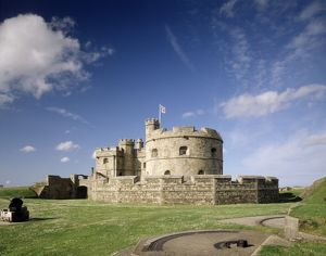 <b>Pendennis and St Mawes Castles</b><br>Selection of 48 items
