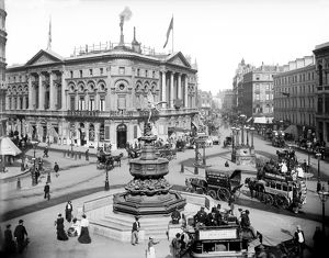 Piccadilly Circus c.1893 CC97_00945