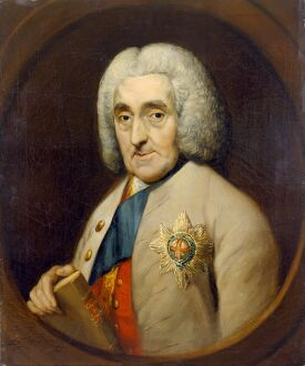 Portrait of 4th Earl of Chesterfield J900159