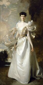 Sargent - Margaret Hyde, Countess of Suffolk J020044