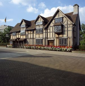 Shakespeare's birthplace K991550