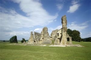 Sherborne Old Castle K000842