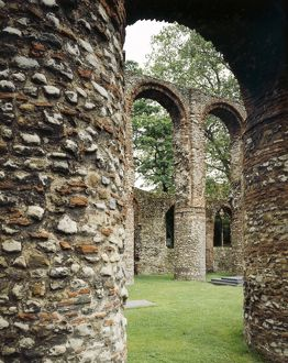 St Botolph's Priory J870292