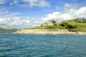 St Mawes Castle N070910