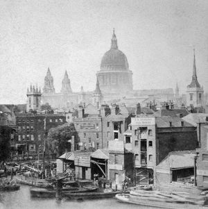 St Paul's Cathedral BB91_18987