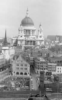 St Paul's Cathedral, City of London AA98_06400