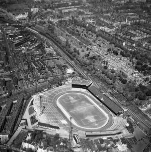 Stamford Bridge, Chelsea AFL03_aerofilms_a80038
