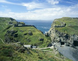 Tintagel Castle J850364