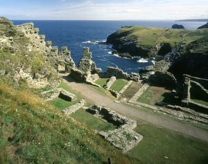 Tintagel Castle J850370