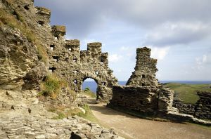Tintagel Castle K980782