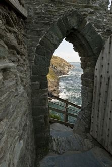 Tintagel Castle N090592