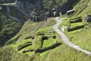 Tintagel Castle N090597