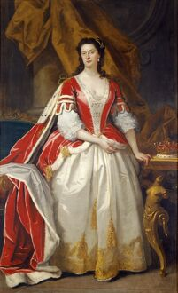 Vanderbank - Elizabeth, Countess of Northampton J920084