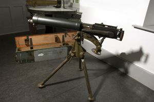 Vickers machine gun N070892