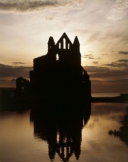 Whitby Abbey J850254